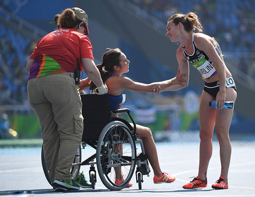 Olympics Runners Who Came Last, Have Won Our Hearts (8)