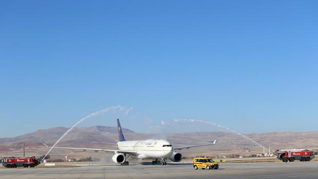 saudi airlines ankara