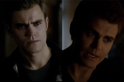 Paul Wesley, The Vampire Diaries, The CW, 102015