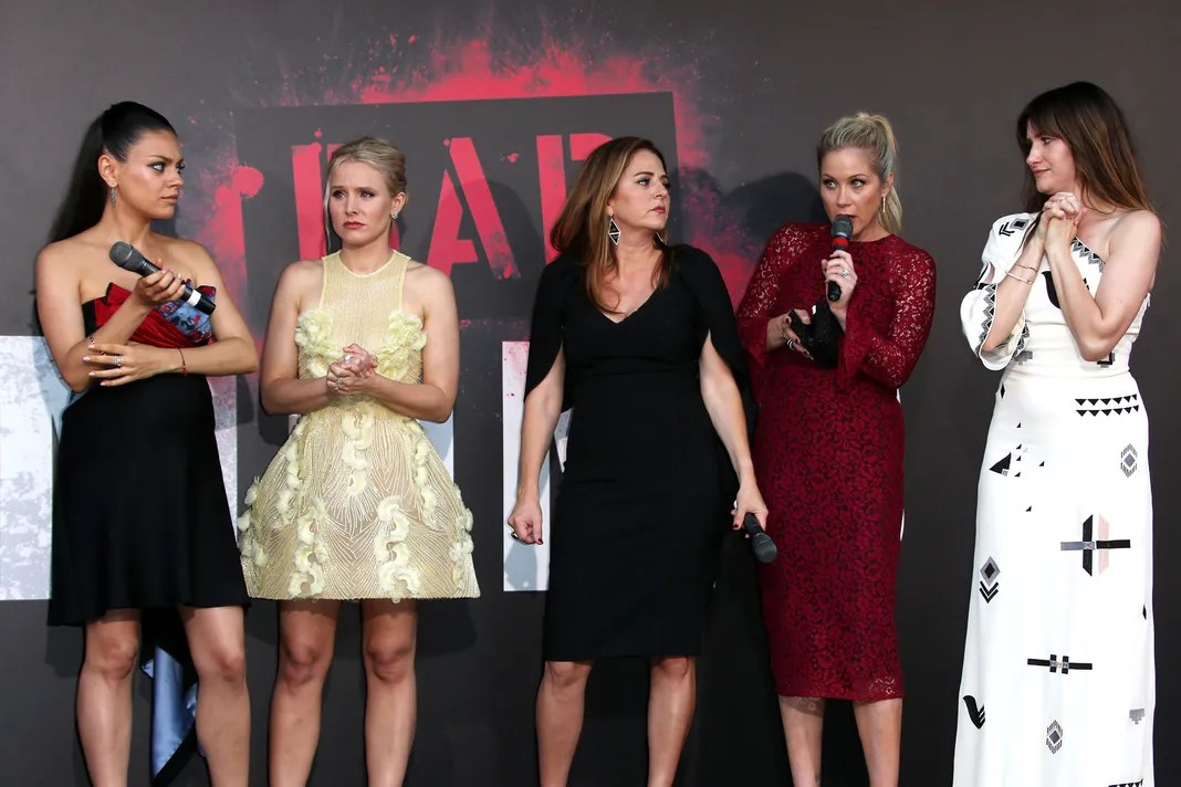 Image result for bad moms cast