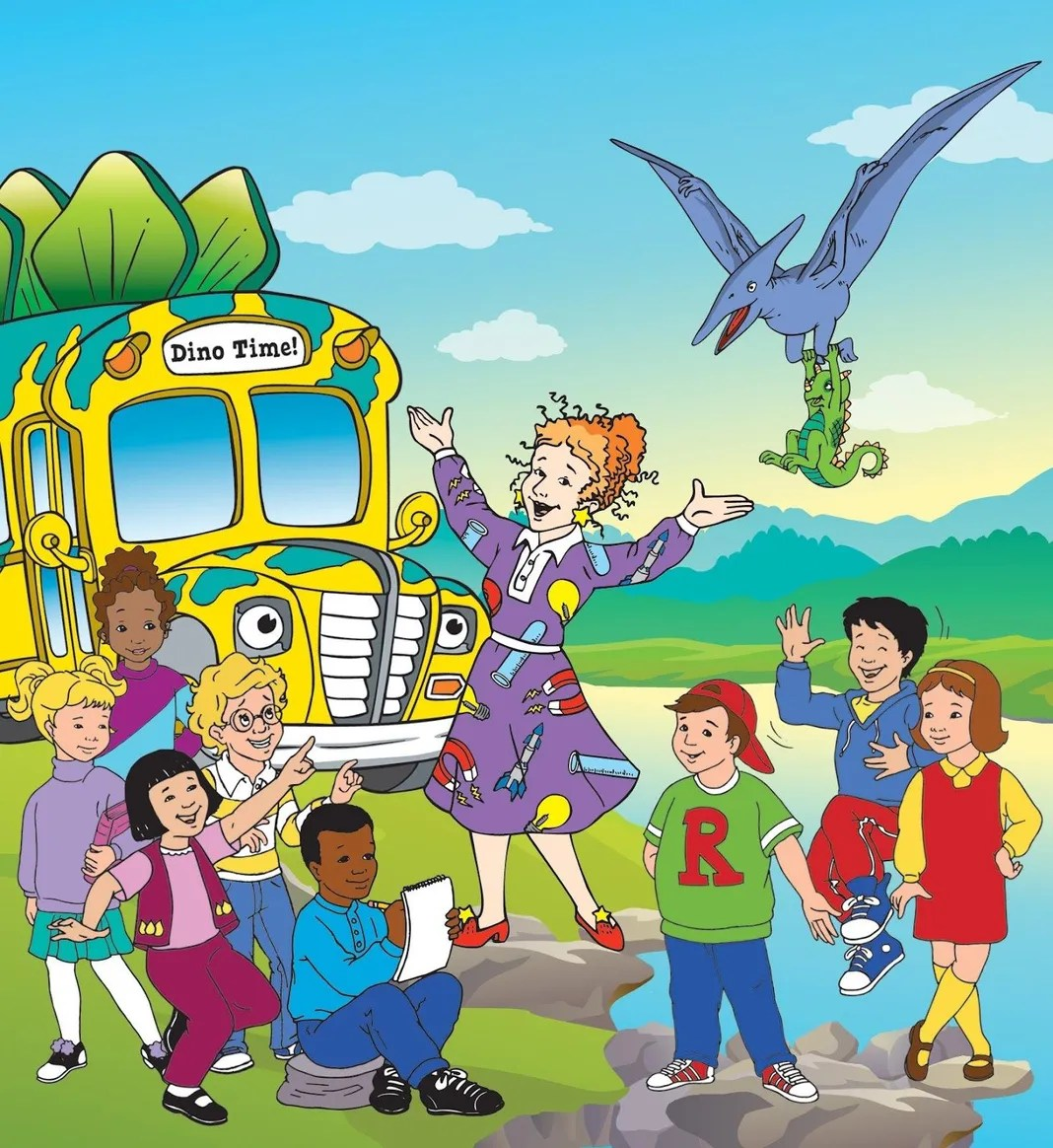 Modern Scientific Questions For The Magic School Bus