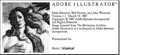 illustrator 1986