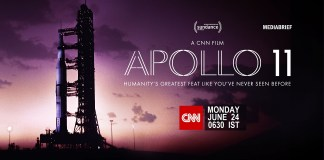 image-CNN Films to premiere Apollo 11 - 24 June 2018 MediaBrief