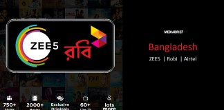 image-inpost-ZEE5 enters Bangladesh through deal with Robi and Airtel MediaBrief