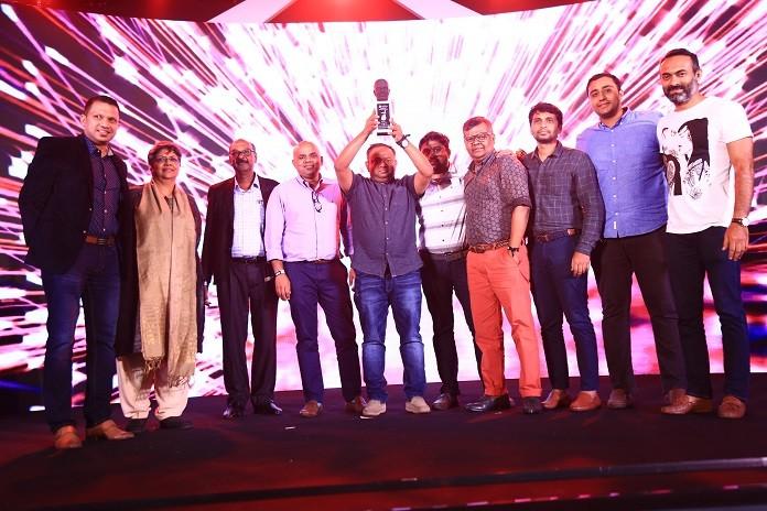 Stark Communications wins Agency of the Year Big Bang Awards 2019