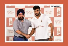image-Jasprit-Bumrah is Royal Stag Brand Ambassador-MediaBrief