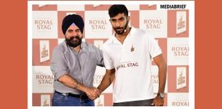 image-Jasprit-Bumrah is Royal Stag Brand Ambassador-MediaBrief