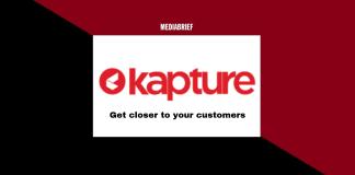 image-Kapture CRM unveils- new logo and tagline Mediabrief