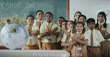 Fevicreate on a mission to inspire 100000 students in 650 schools in 25 cities about Chandrayaan 1