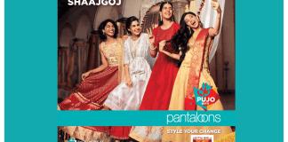 image-Pantaloons creates the Pujo Rockstars this Pujo Mediabrief
