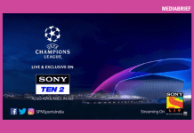 image-The prestigious UEFA Champions League returns to SONY TEN 2 Mediabrief