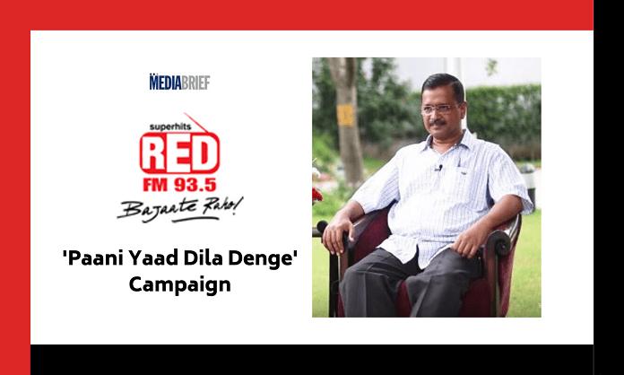 image-Arvind Kejriwal supports RED FM Mediabrief