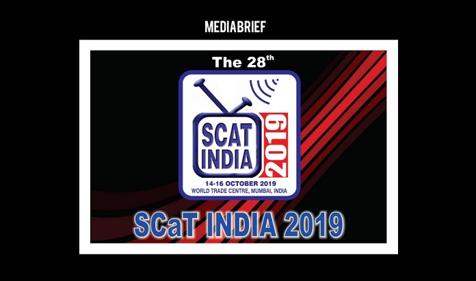 image-inpost-28th edition of SCAT India 2019 trade show 14 to 16 october in Mumbai - Mediabrief