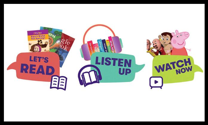 multi-format Kids app - 'VOOT KIDS'