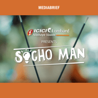 ICICI Lombard launches a new digital campaign #SochoMan
