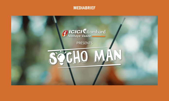 image-ICICI Lombard launches a new digital campaign #SochoMan Mediabrief