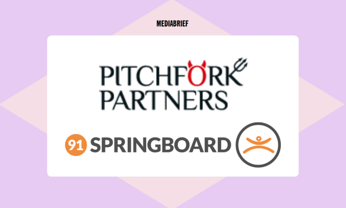image-Pitchfork wins 91springboard pitch for PR, ORM Mediabrief