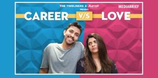 image-career vs love - TVF - JM Mariott - MediaBrief