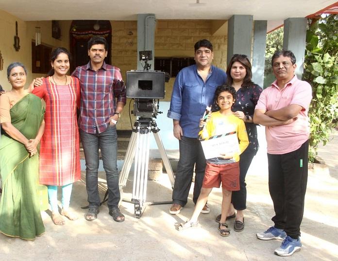 Sphereorigins announces its Marathi film Baal Bhaarti