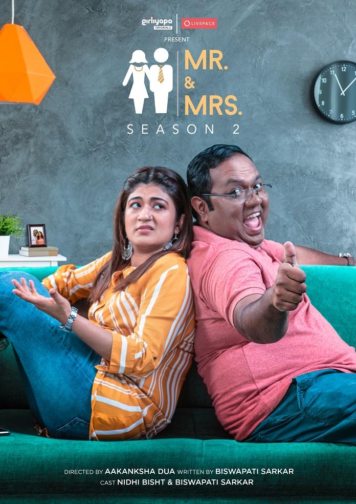 Girliyapa's Mr. & Mrs. Season 2