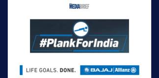 image-Mary Kom takes Bajaj Allianz Life's #PlankForIndia initiative Mediabrief