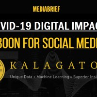 KalaGato Report: COVID 19 Digital Impact: A Boon for Social Media?