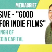 Exclusive - Piiyush Singh of Vistas Media Capital: Good times for Indie films