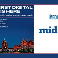 Mid-day brings India's first interactive digital tabloid at Re 1 a day