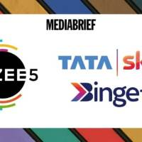 Tata Sky Binge+ onboards ZEE5 to bolster its android-powered smart set-top box