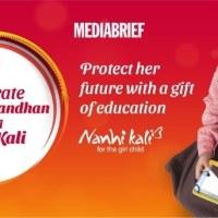 Celebrate Raksha Bandhan with Nanhi Kali's #ShikshaBandhan