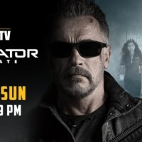 Television premiere of 'Terminator: Dark Fate' on Star Movies — October 18