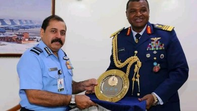 Photo of CAS visits India to partner in research,fight against insurgency