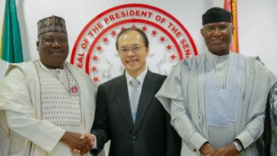 Photo of Lawan seeks for Japan support in developing capacity for technology