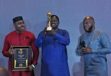 Photo of President Buhari bags Man of Integrity Award