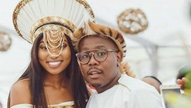 Photo of A video emerges in which Mthethwa sheds light on his marriage blues