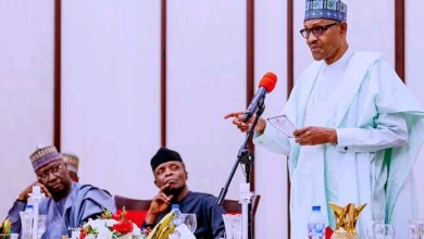 Photo of I'm convinced, my re-election was not a fluke – Buhari