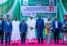Photo of Buhari urges auditors to embrace good governance, accountability