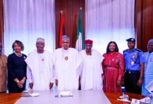 Photo of Buhari reiterates commitment to free, fair, credible election