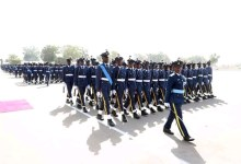 Photo of NAF bridges gap in manpower deposition, graduates 2,079 recruits