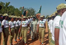 Photo of Alleged Female Corp impregnated by teenage boy not real – NYSC