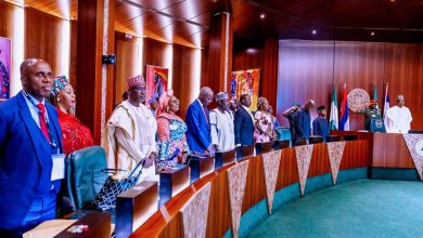 Photo of Covid-19: Nigeria Ministers donates 50% of March salary as solidarity
