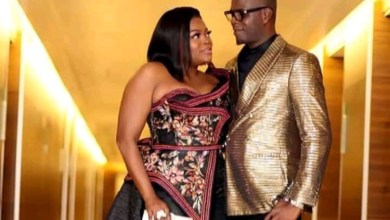 Photo of Lockdown: Funke Akindele, husband pleads guilty of violation