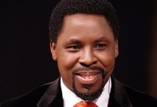 Photo of Coronavirus prophecy: TB Joshua claims the Holy Spirit misled him