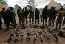 Photo of AFN raids suspected militia camp, recovers arms in Benue state