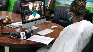Photo of FG inaugurates Post Covid-19 Initiative Com'ttee for Creative Industry
