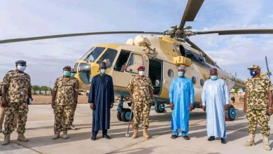 Photo of Yobe Governor hails NAF for speedy response to distress calls