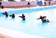 Photo of NAF graduates Special Forces, commissions training pool in Bauchi