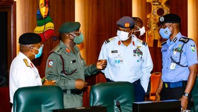 Photo of Insecurity: Service Chiefs must sit up or shown way out – Lawan