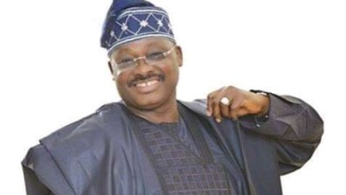Photo of Ajimobi bowed out when APC needed his counsels to heal- Buhari