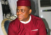 Photo of Fani-Kayode reacts as armed policemen raided ex NDDC Boss' home